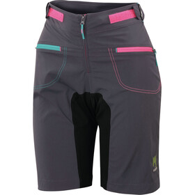 Karpos Ballistic Evo Shorts Women Dark Grey